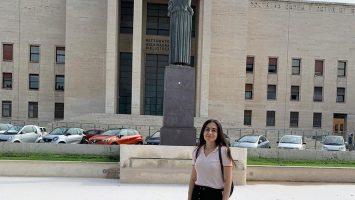 Roma La Sapienza Üniversitesi – İrem