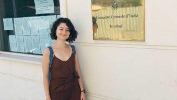 Milano Bicocca Üniversitesi – Deniz Ece